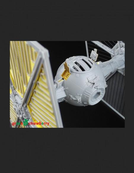 TIE Fighter - cutaway