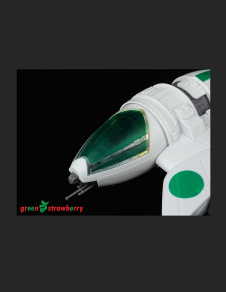 A/SF-01 B-Wing Starfighter - MASK  Greenstrawberry-most realistic sci-fi and photoetch models