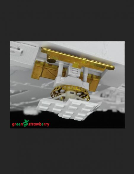 """YT-1300 """"Millennium Falcon"""" - Landing gears - Greenstrawberry-most realistic sci-fi and photoetch models"""