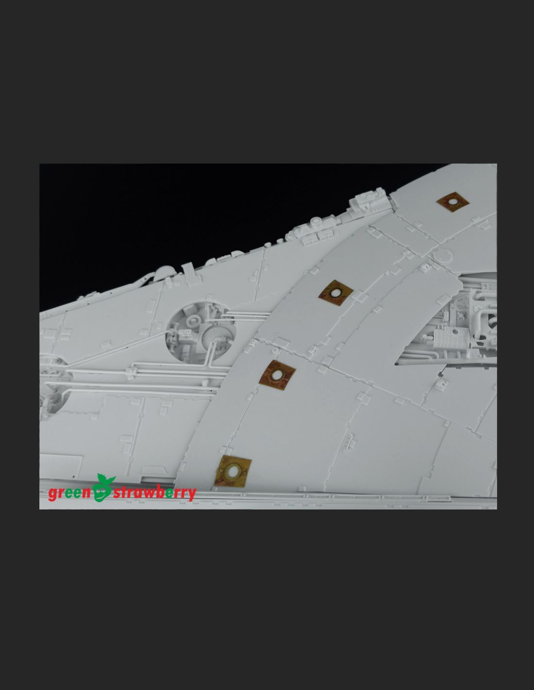 YT-1300 Millennium Falcon PG - Landing and position lights