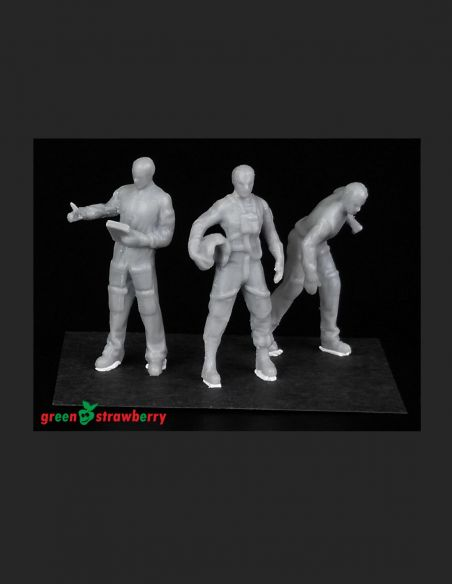 Hangar crew vol.I 