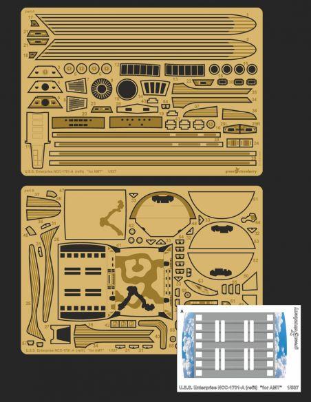 U.S.S. Enterprise NCC-1701-A  (refit)
