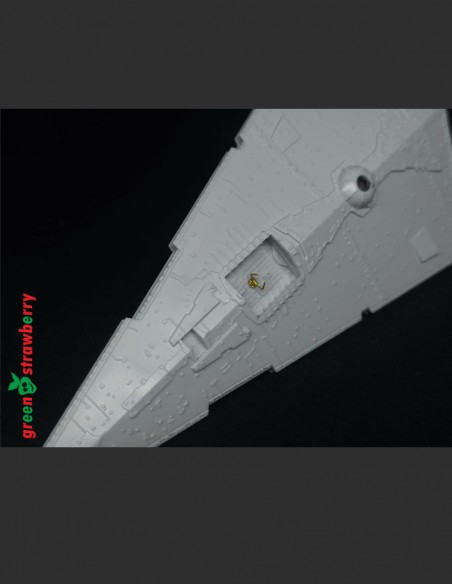 Star Destroyer Bandai 001