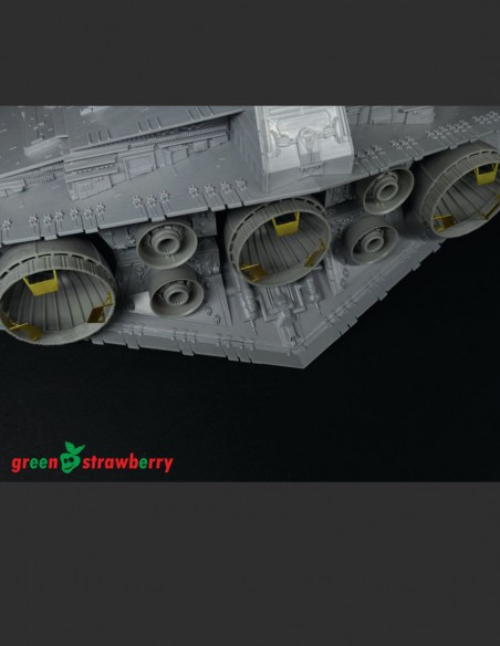 Star Destroyer - Engines Bells