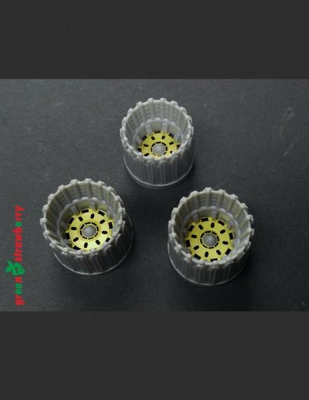 Viper Mk.II – nozzles