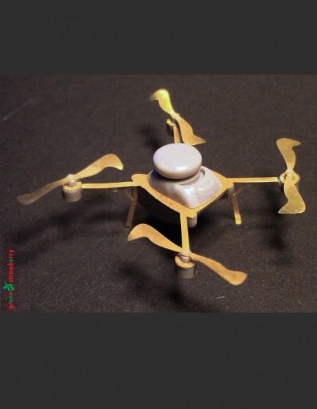 QuadroCopter Drone - spy